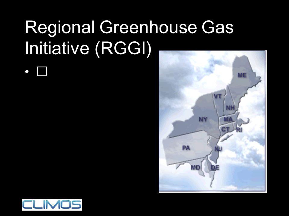 Regional Greenhouse Gas Initiative (RGGI)