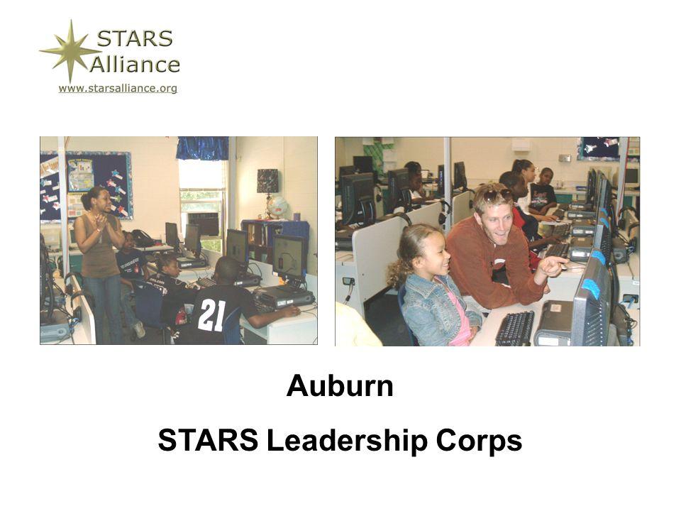 Auburn STARS Leadership Corps