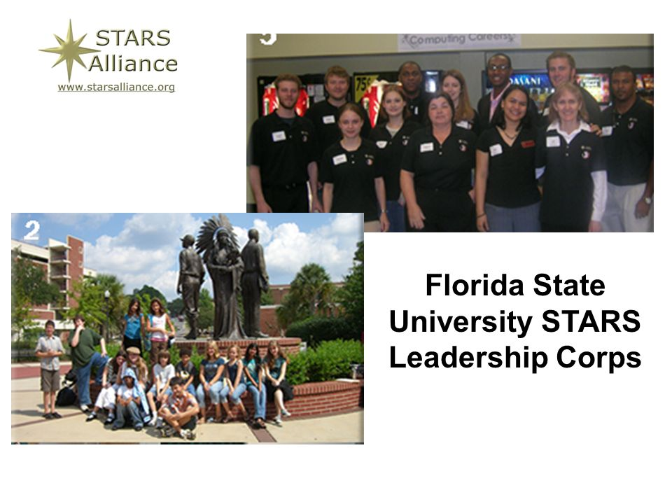 Florida State University STARS Leadership Corps