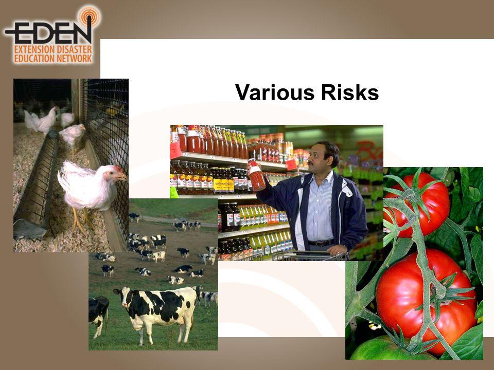Various Risks