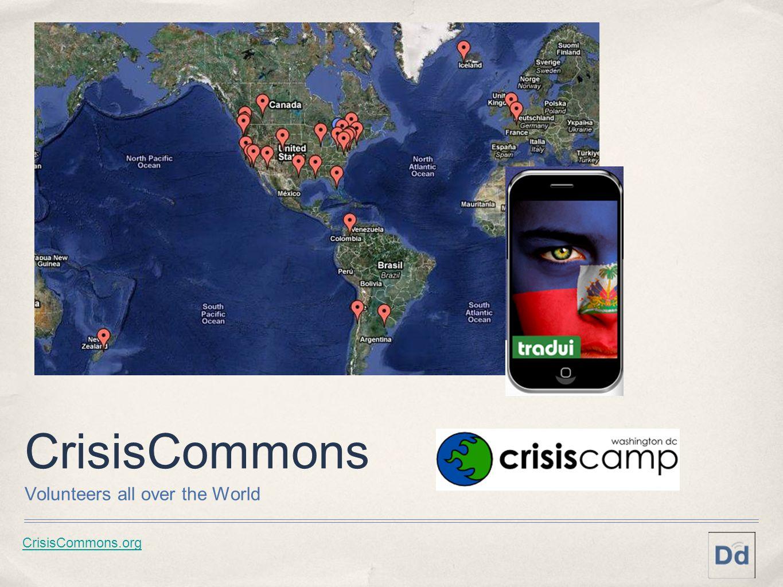 haiti.ushahidi.com Mission4636.org Ushahidi & 4636 Post-earthquake Information Sharing