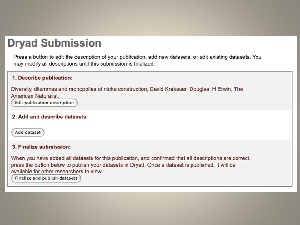 (screenshot – submission summary page)