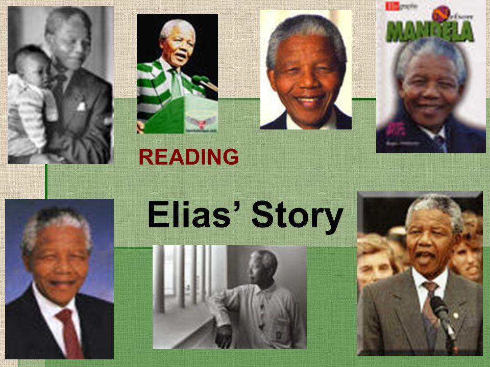 READING Elias Story