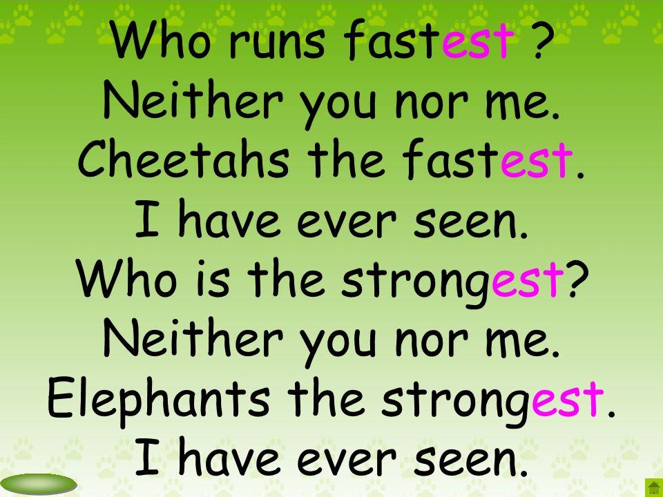 Lets chant