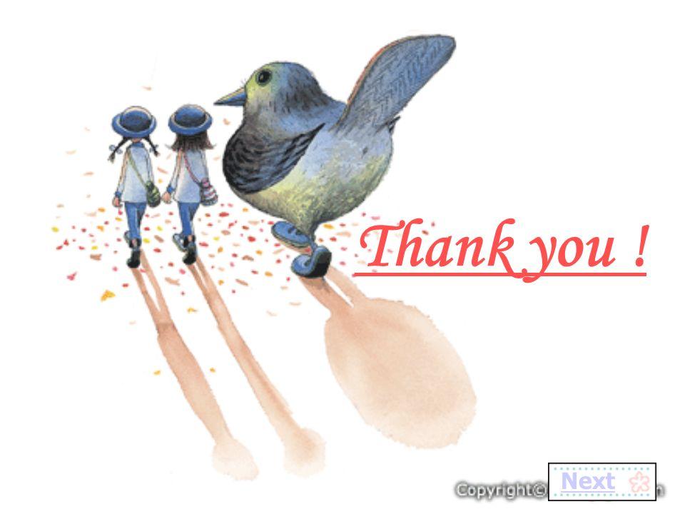 Next Thank you !