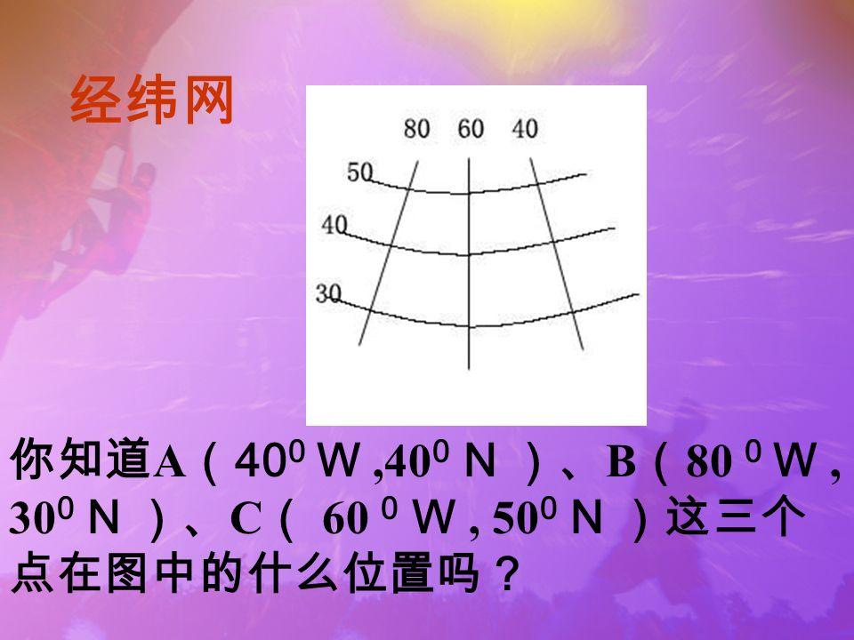 15° 0° 15° 30° 45° 165° 150°135°180°165° N S A B 150°W 15°N 165°E 15°S C 165°W 45°S E W