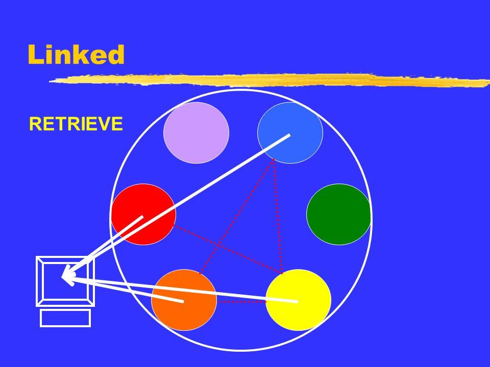 Linked RETRIEVE
