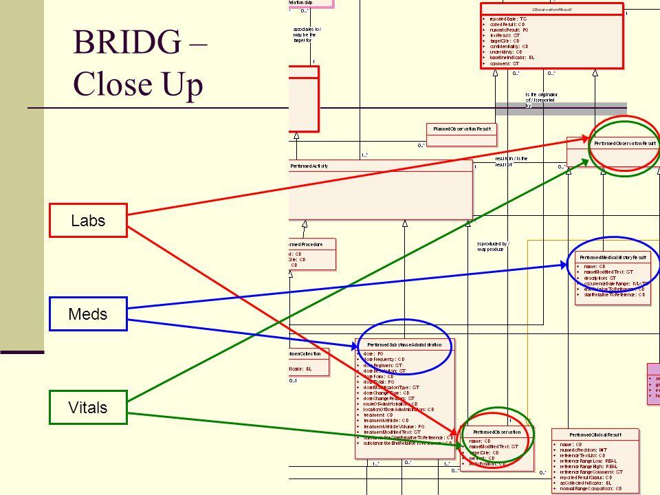8 BRIDG – Close Up Labs Vitals Meds