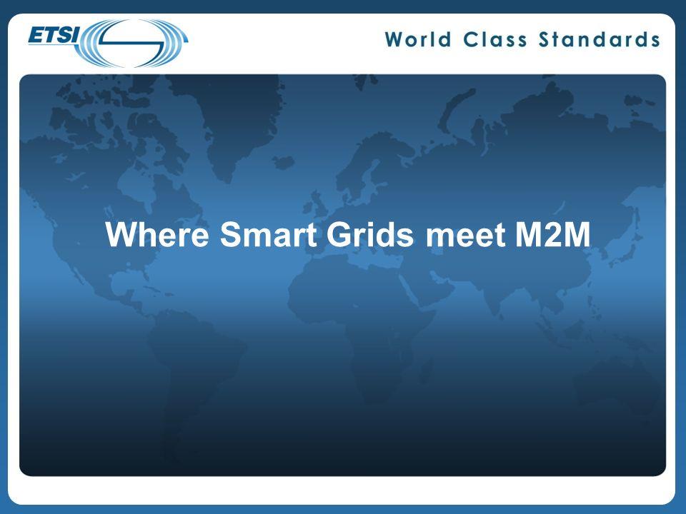 Where Smart Grids meet M2M