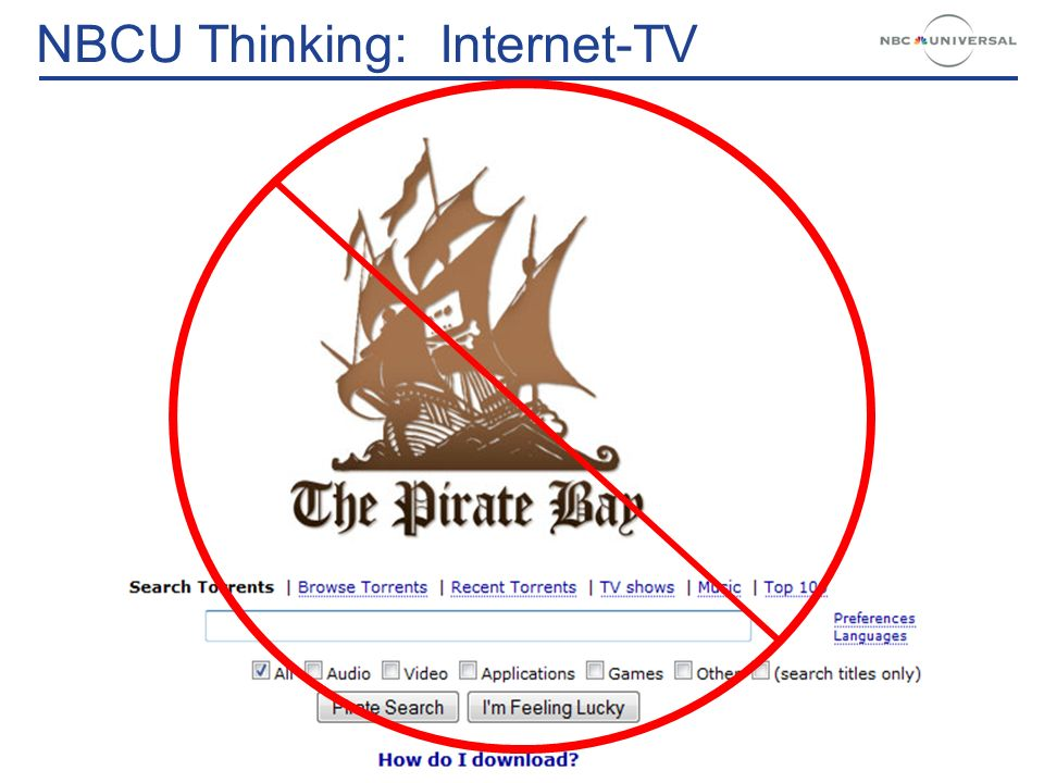 5 NBCU Thinking: Internet-TV STB Assumptions Video & audio continue via traditional paths When you add network connectivity… Need to tunnel for triggers & synchronization BENEFITS viewer measurement personalized data elements ad targeting intelligence interactivity / viewer responses content downloads, coupons, DRM licenses & transactions etc, etc, etc Internet-Connected Smart TV Goals: Enhance todays distribution Expand device maker options