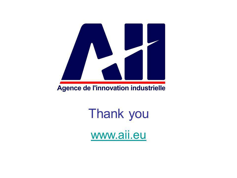 Thank you www.aii.eu