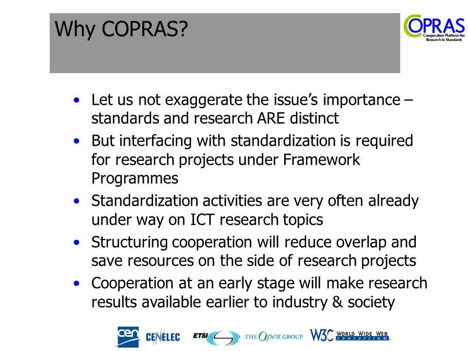 Why COPRAS.
