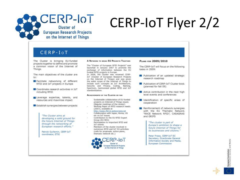 CERP-IoT Flyer 2/2