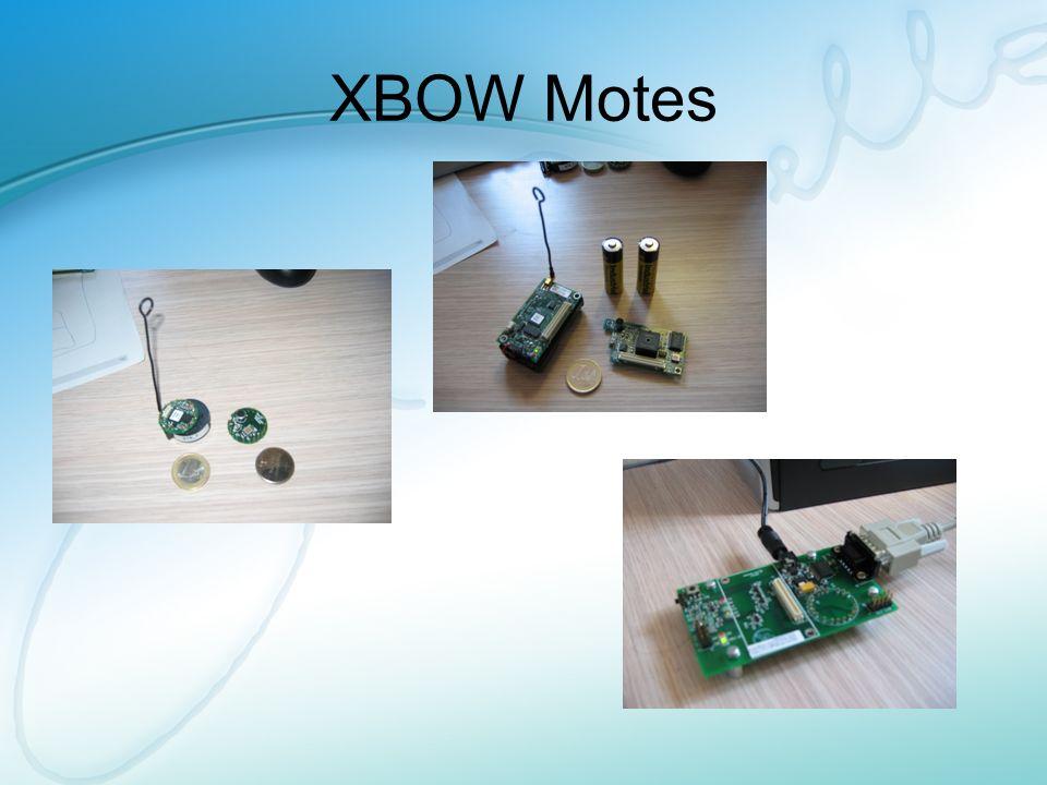 XBOW Motes