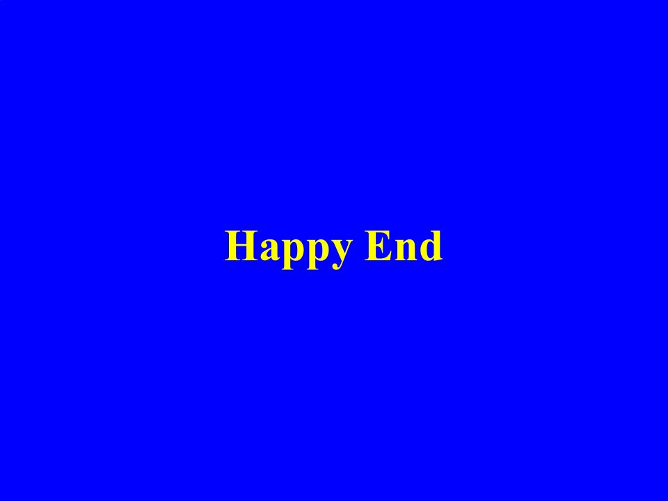 26 Happy End