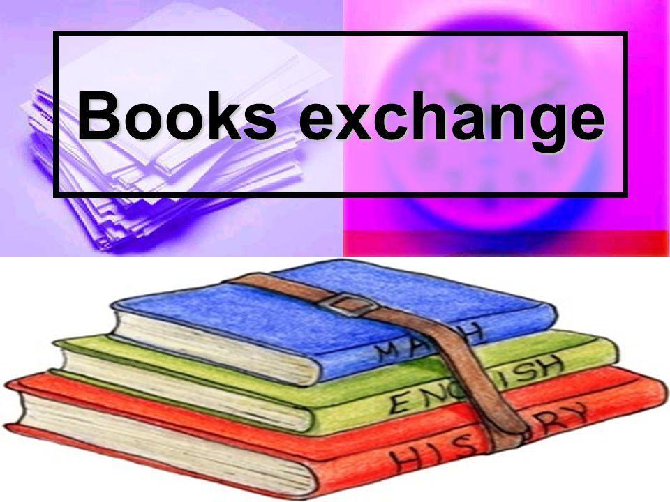 Books exchange