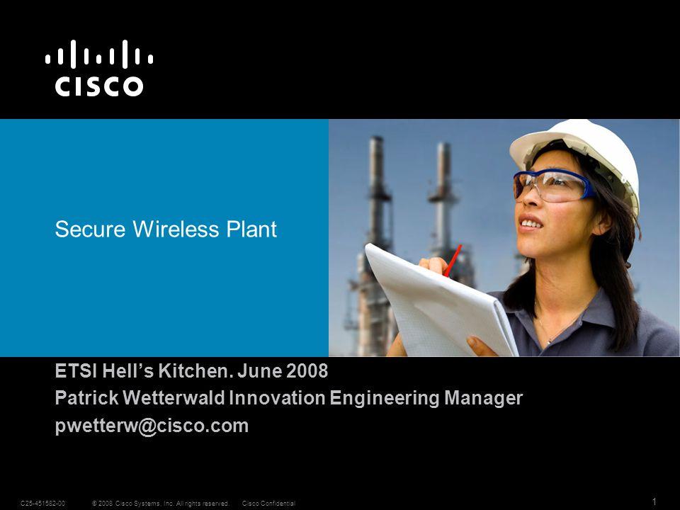 32 © 2008 Cisco Systems, Inc.