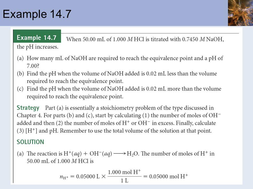 Example 14.7