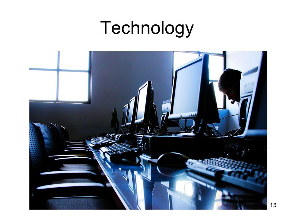 13 Technology