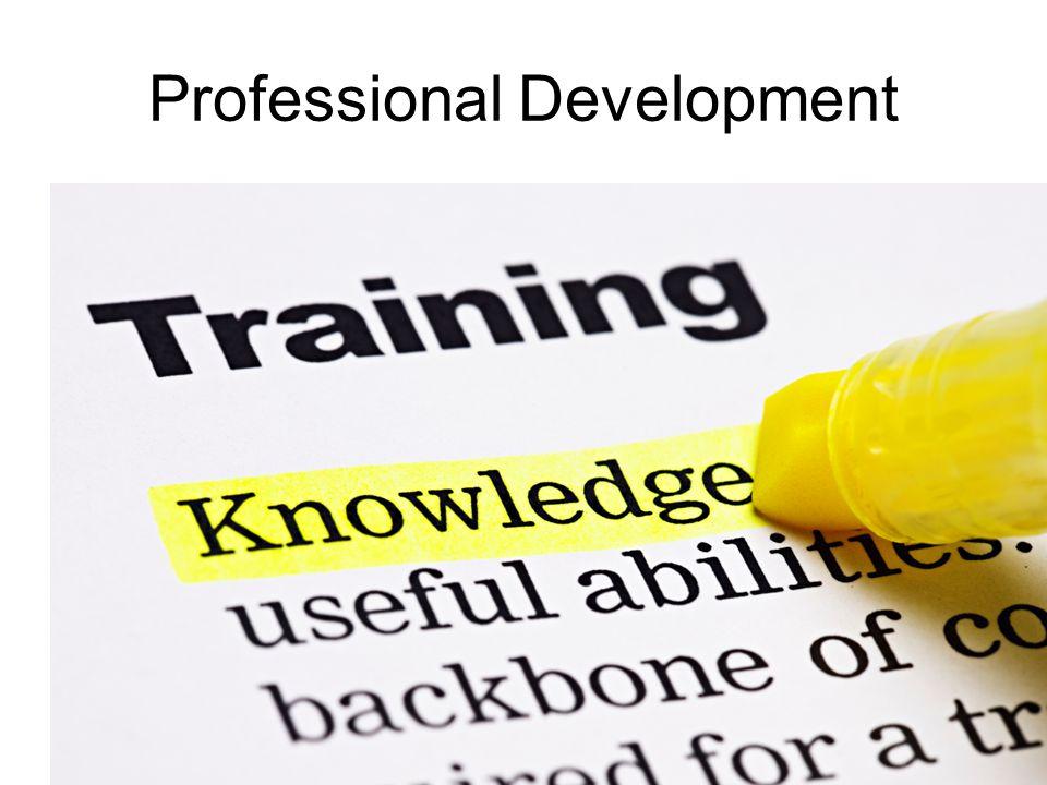 15 Professional Development
