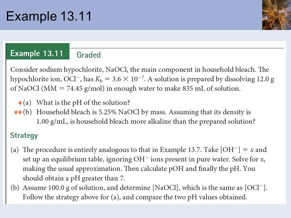 Example 13.11