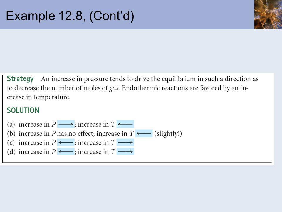 Example 12.8, (Contd)
