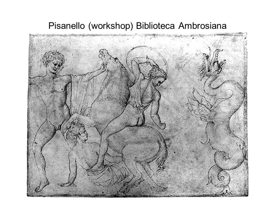 Pisanello (workshop) Biblioteca Ambrosiana