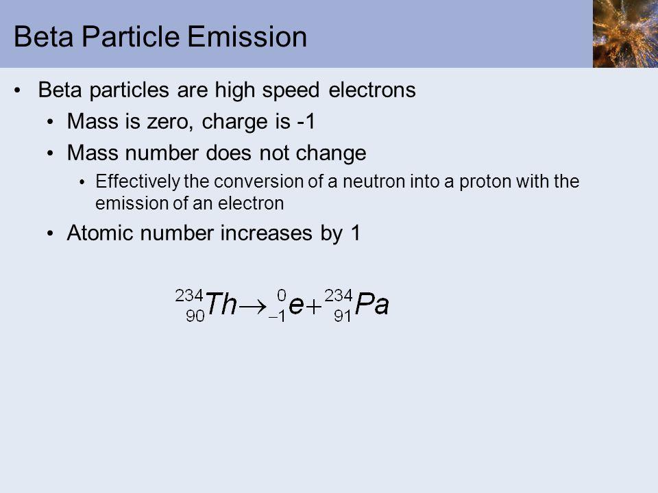 Binding Energy of Lithium-6 Mass of one mole: 6.01348 g Mass of nucleons: (3 X 1.00867)+(3 X 1.00728) = 6.04785g Mass defect: 6.04785 - 6.01348 = 0.03437g/mol ΔE = 9.00 X 10 10 kJ/g X 0.03437g = 3.09 X 10 9 kJ/mol