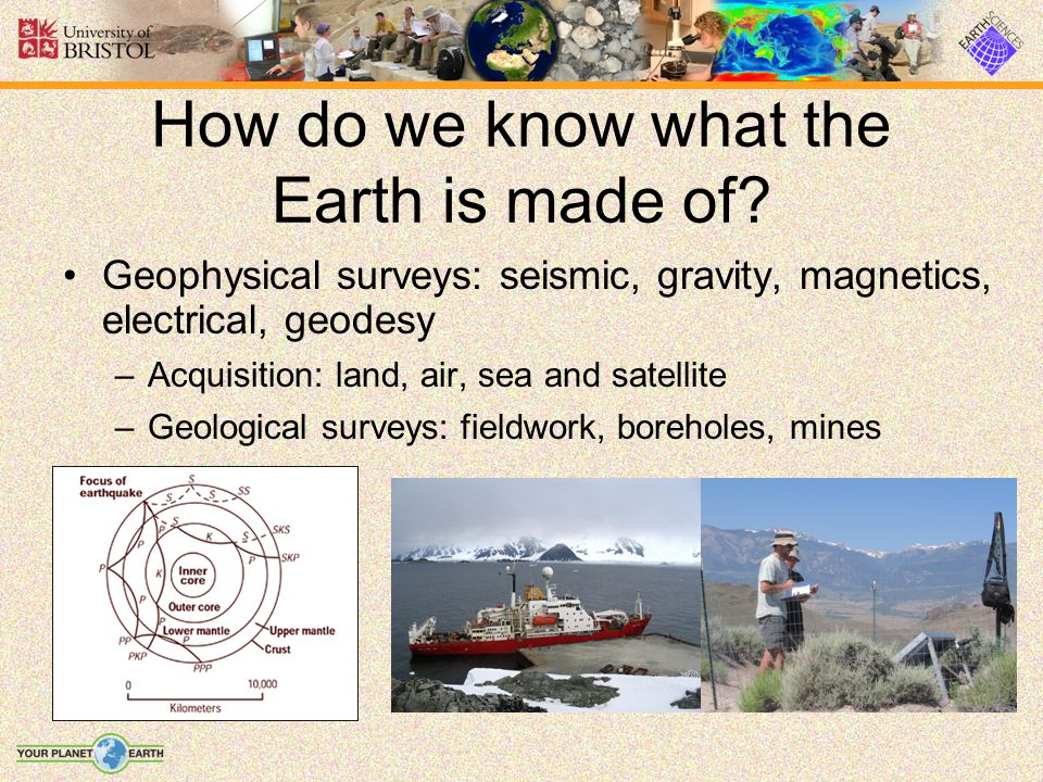 …whats the connection? Earthquakes and Plate Tectonics…