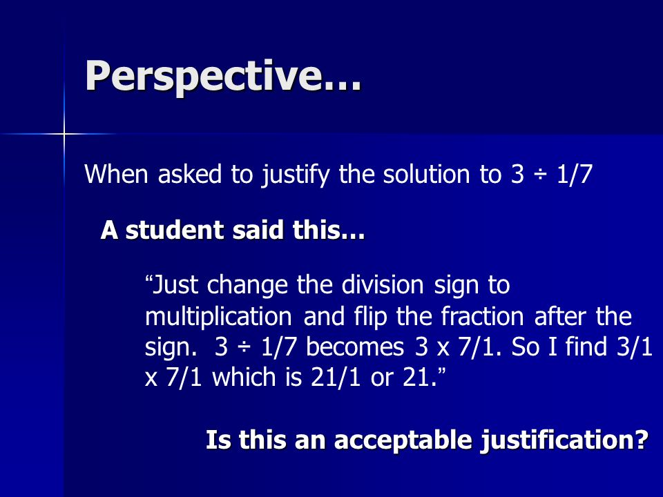 The 8 Standards for Mathematical Practice: Which practice was of focus here?