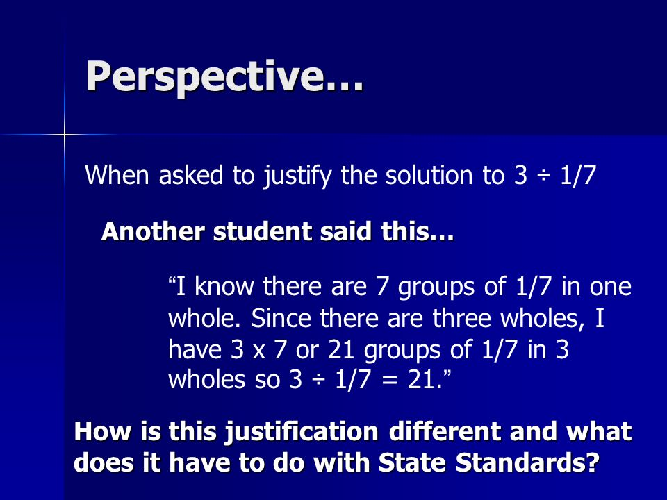 Background of the CCSSM (Common Core State Standards) Published by the National Governors Association and the Council of Chief State School Officers in June 2010 Result of collaboration from 48 states Provides a focused curriculum with an emphasis on teaching for depth