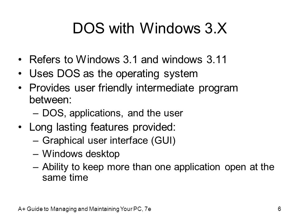 A+ Guide to Managing and Maintaining Your PC, 7e37 Differences In The Windows XP/2000 Desktop and The Vista Desktop (contd.) Vista user account control (UAC) box –Appears when action requires administrative privileges –Two Vista account types Administrator account, standard account –Purposes Prevent malicious background tasks from doing harm Allow administrator to use less powerful account –Can be disabled –Uses color codes Red, yellow, green, grey