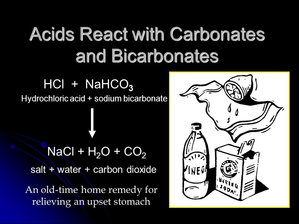 Acid-Base Reactions Neutralization Reaction - a reaction in which an acid and a base react in an aqueous solution to produce a salt and water: Neutralization Reaction - a reaction in which an acid and a base react in an aqueous solution to produce a salt and water: HCl (aq) + NaOH (aq) NaCl (aq) + H 2 O (l) H 2 SO 4(aq) + 2KOH (aq) K 2 SO 4(aq) + 2 H 2 O (l)