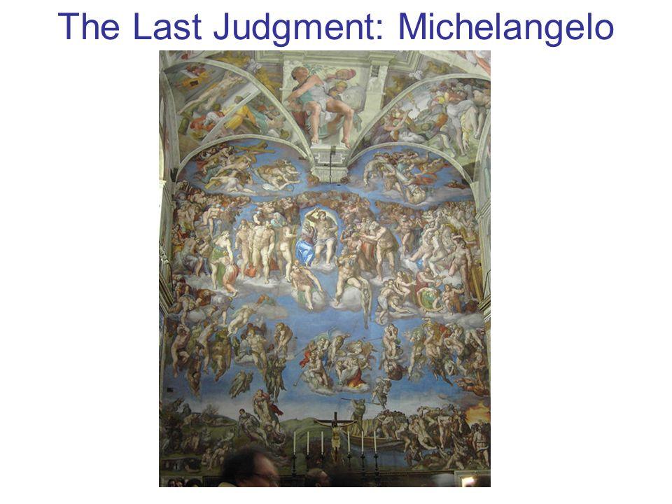 Sistine Chapel: Michelangelo