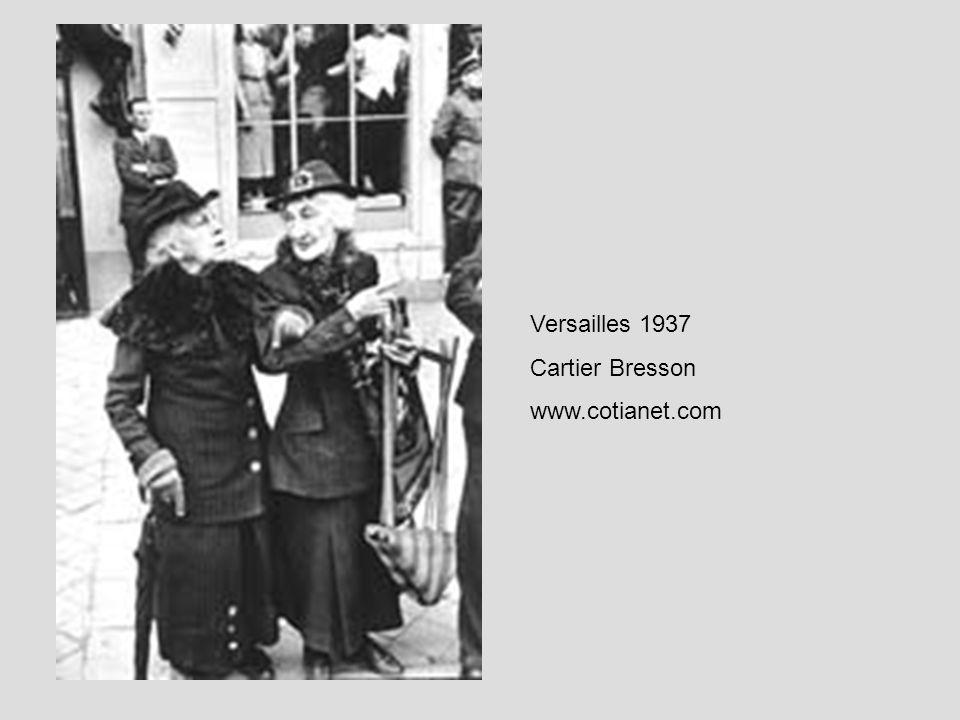 Versailles 1937 Cartier Bresson www.cotianet.com