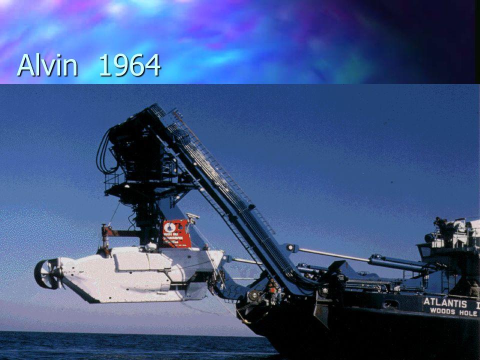 Alvin 1964