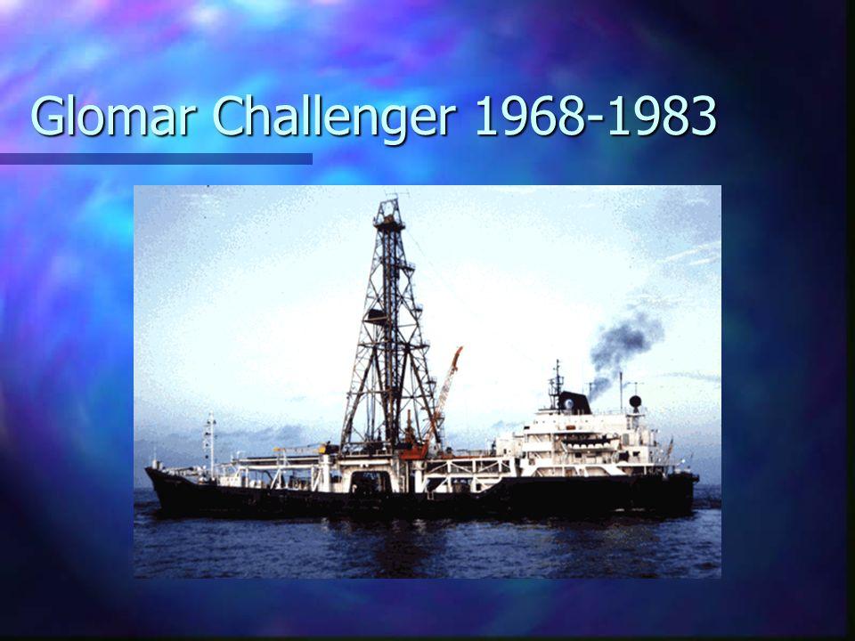 Glomar Challenger 1968-1983