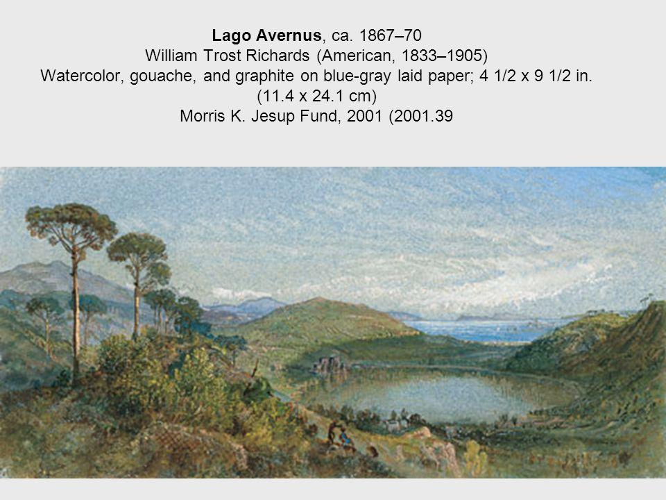 Lago Avernus, ca.