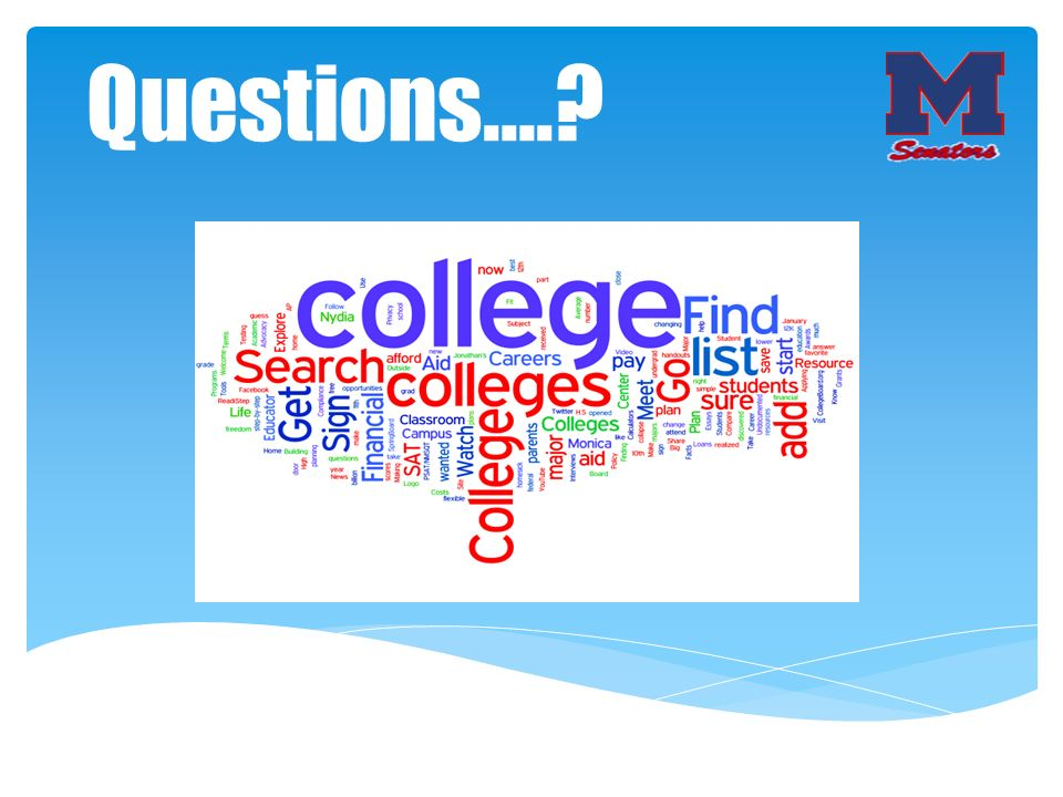 Questions….?