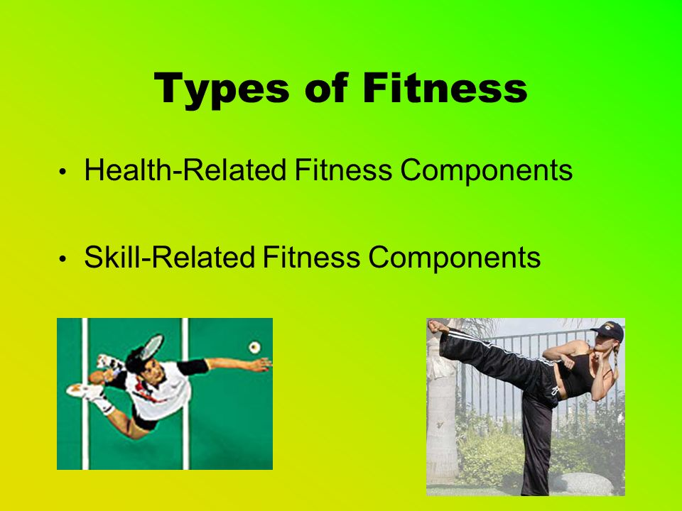 Basic Definitions Fitness: Good health or physical condition, especially as the result of exercise and proper nutrition Exercise: A planned period of physical activity Physical Fitness: The ability of your body to respond to physical effort