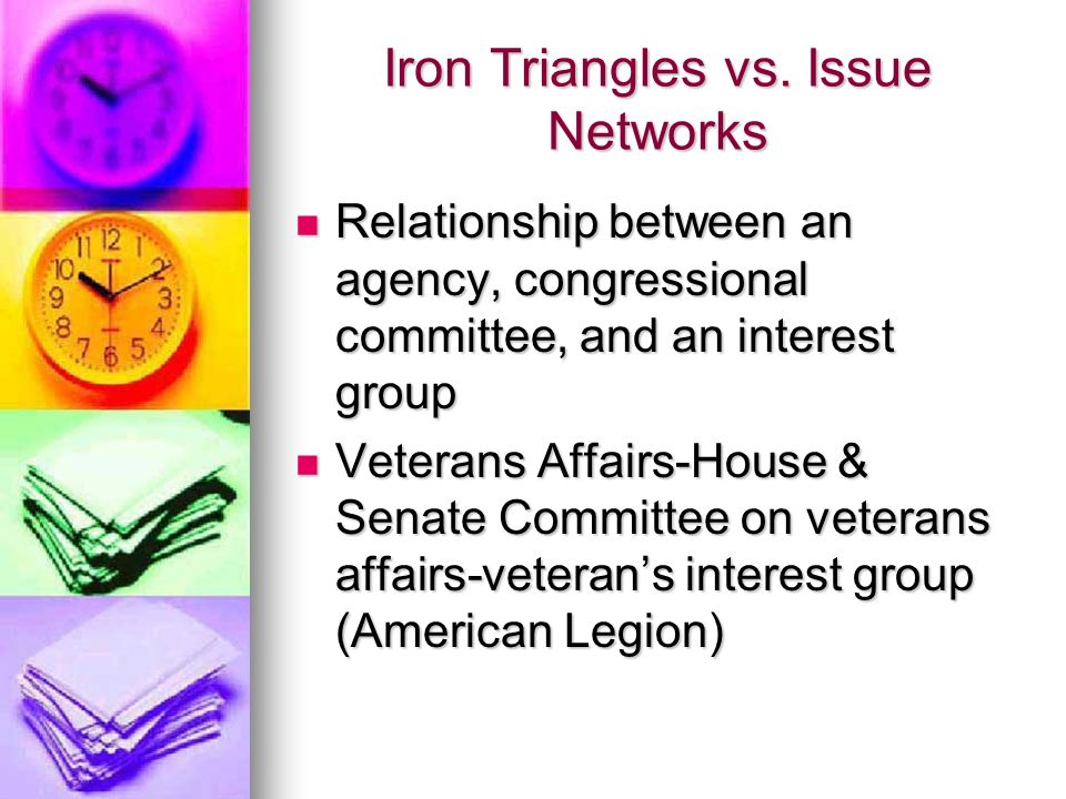 Iron Triangles vs.