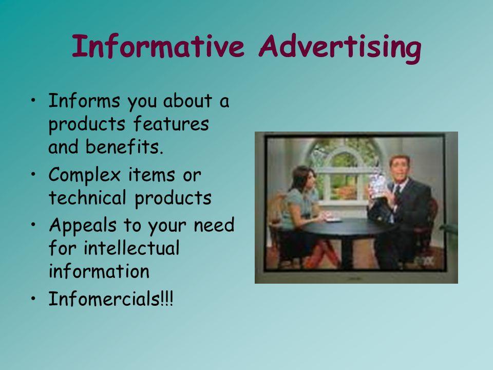 Informative Advertising Cadillac Commercial Mac vs. PC Mazda Protégé 5