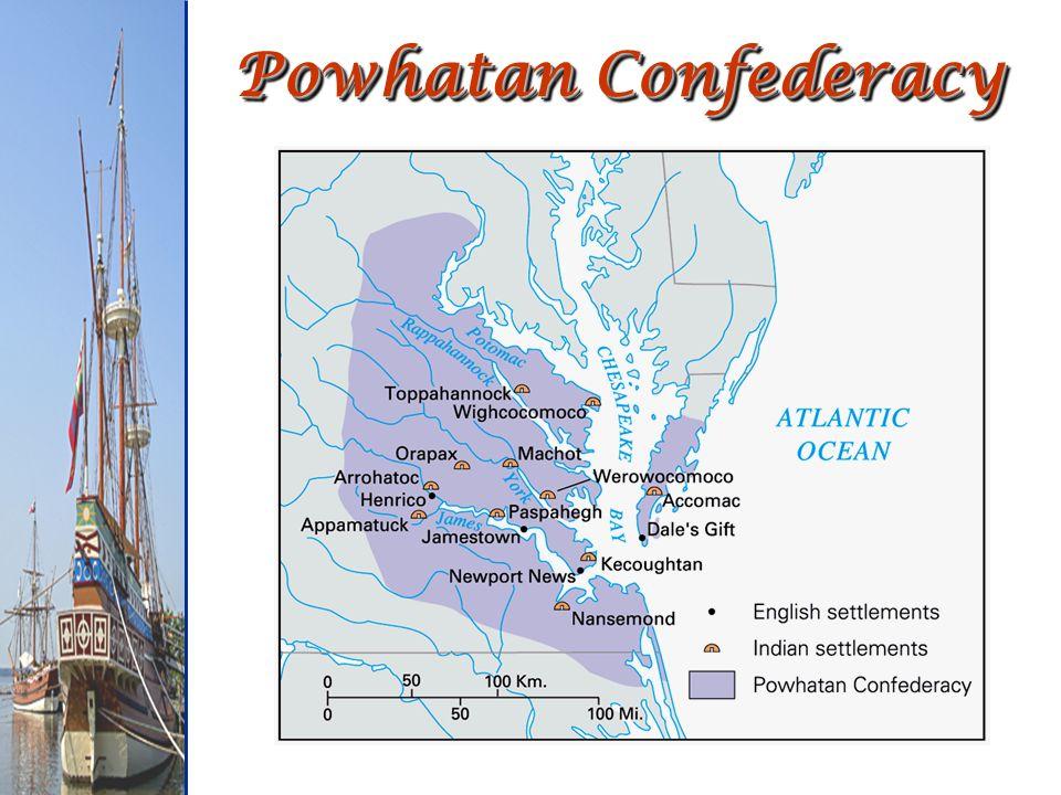 Powhatan Confederacy