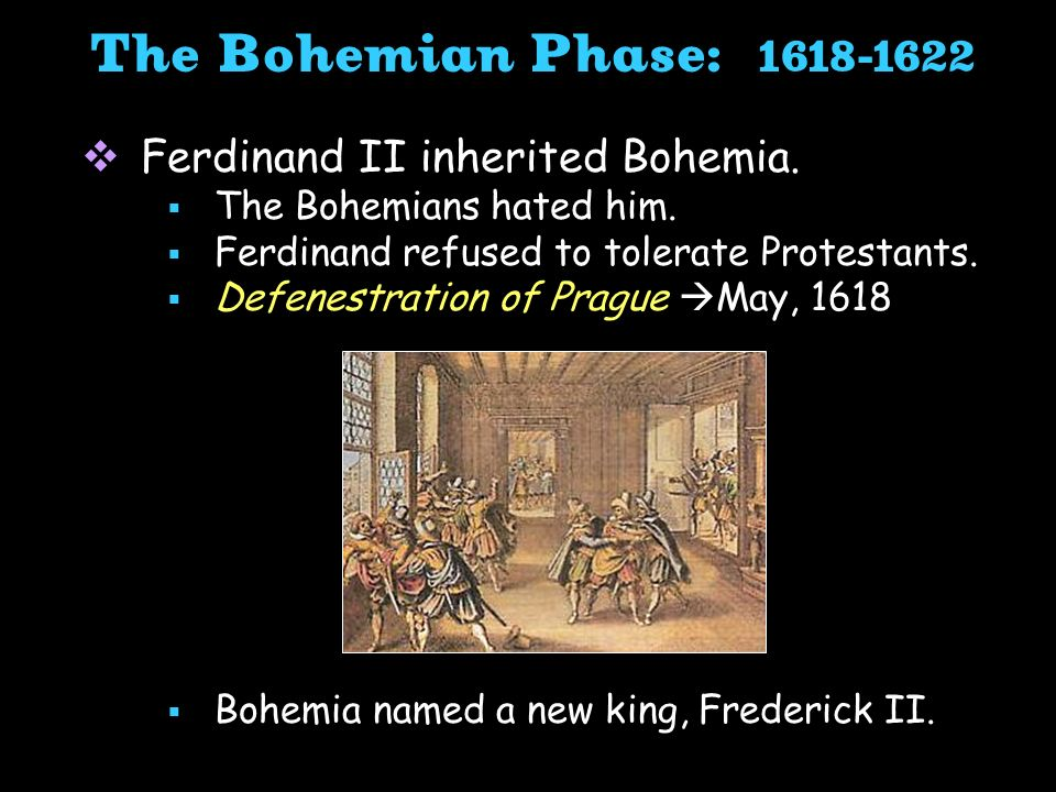 The Holy Roman Empire was the battleground. At the beginning it was the Catholics vs. the Protestants. At the end it was Habsburg power that was threa