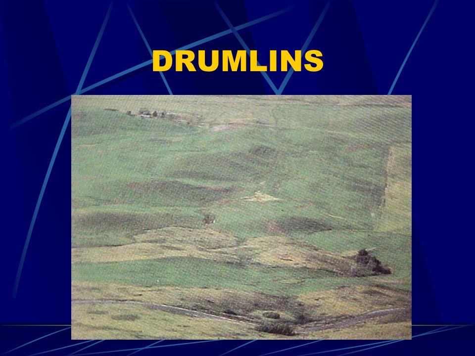 DRUMLINS