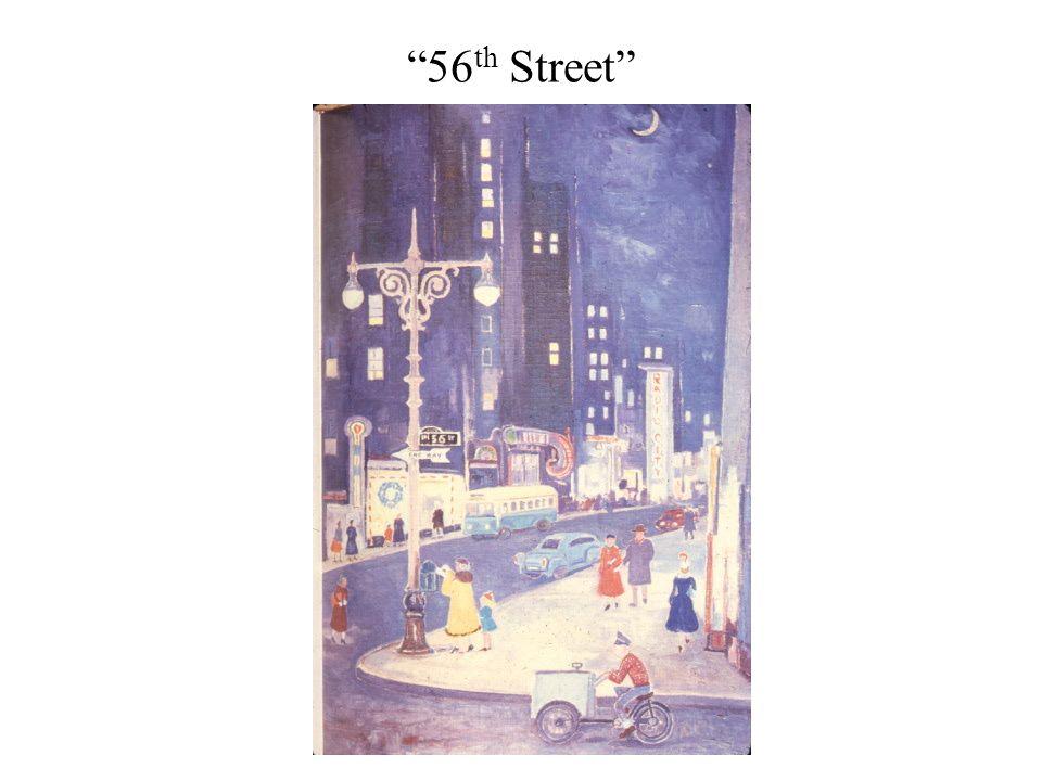 56 th Street