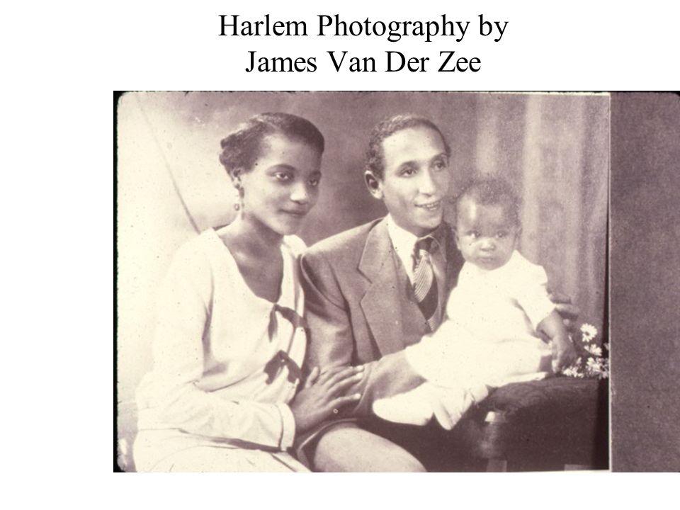 Harlem Photography by James Van Der Zee