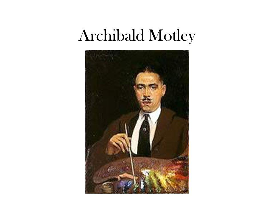 Archibald Motley