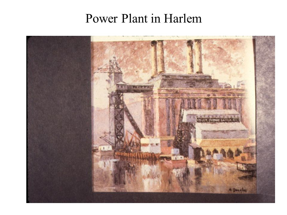 Power Plant in Harlem