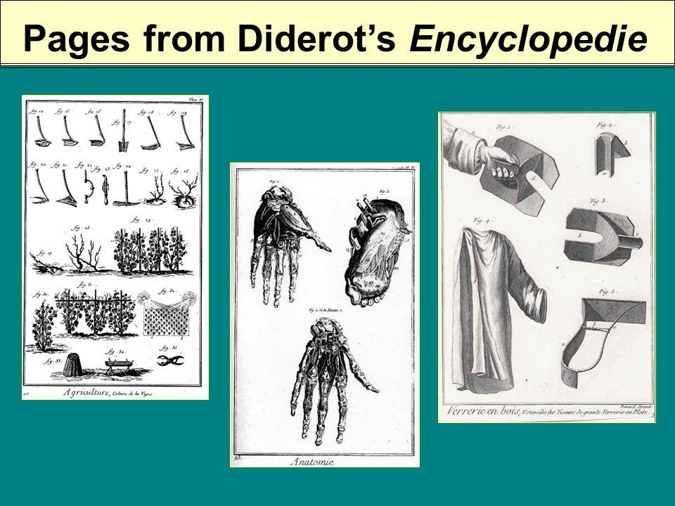 Diderots Encyclopédie